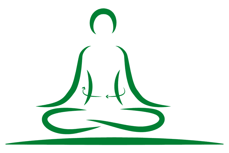 Saftfasten - Yogaübung 5