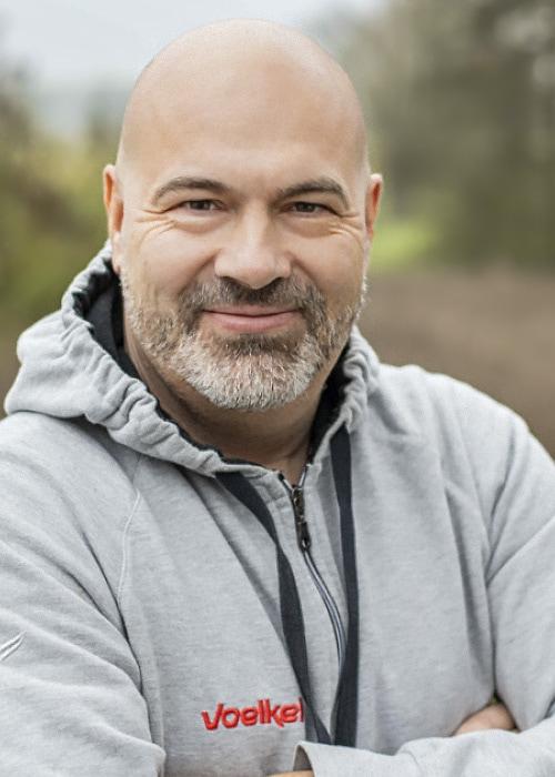 Portrait: Frank Wiegmann